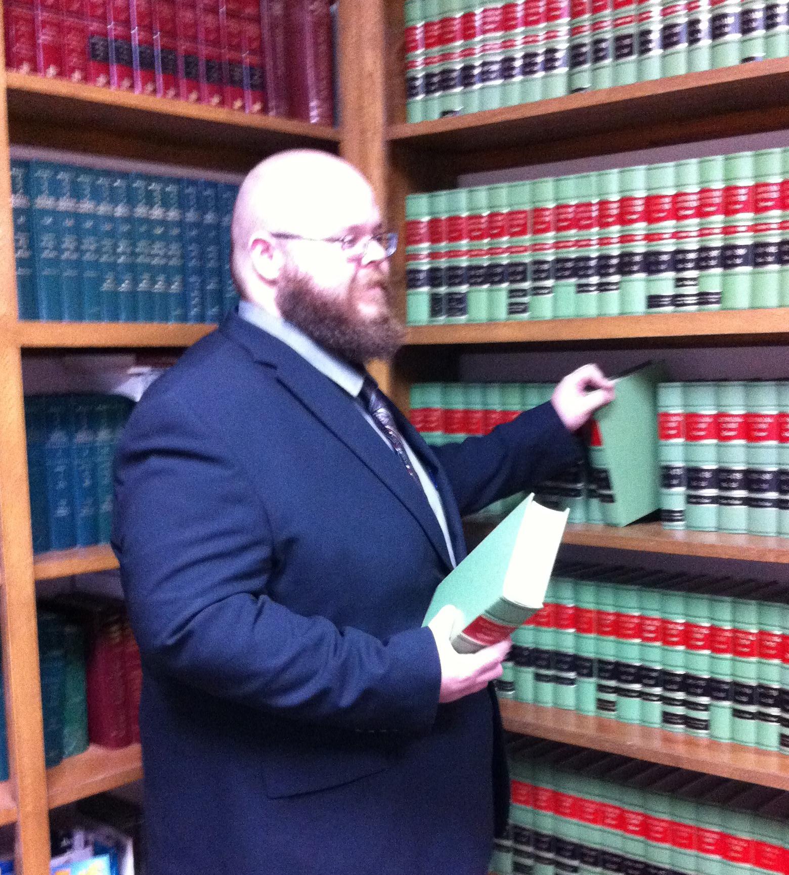 Attorney Mark Valentine